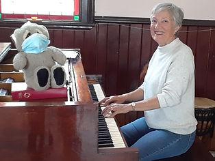 2021 Oct 5 Gabrielle at church piano.jpg