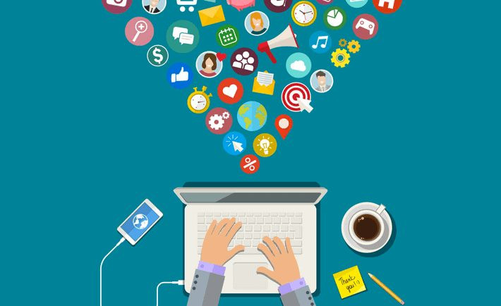 redes sociais marketing hoteleiro