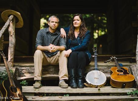 Gramling Woods Moonshine Concert #3: Nikki Talley and Jason Sharp