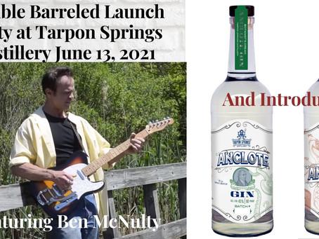 Double Barreled Rockabilly Launch Party @TSD 6-13-21 3-6 PM!!
