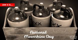 Coincidence: Phase 2 re-opening & National Moonshine Day 6/5/20?