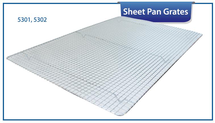 SHEET PAN GRATES