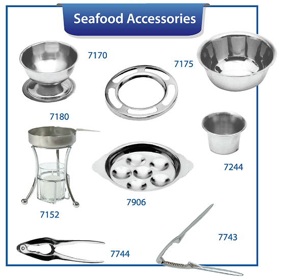SEAFOOD ACCESSORIES