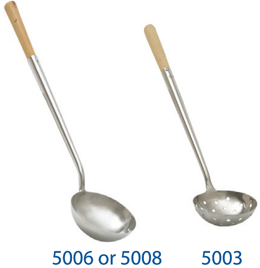 CHINESE LADLES