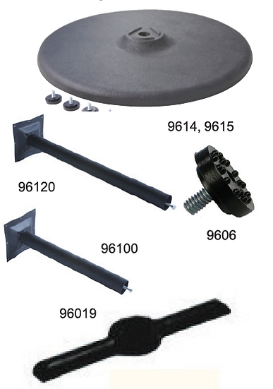 TABLE BASE COMPONENTS