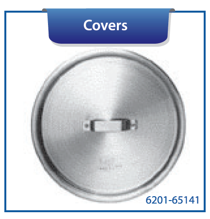 COVERS ONLY FOR JOHNSON-ROSE POTS & PANS