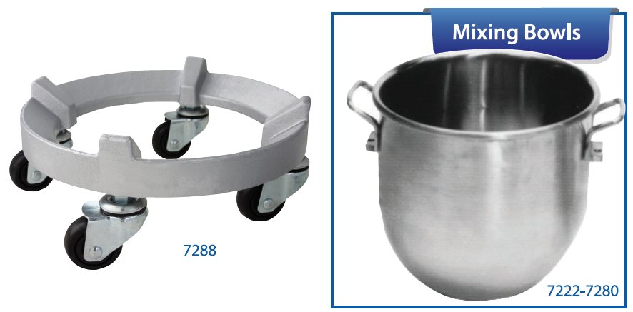 CAST ALUMINUM ATTACHMENTS FOR [Hobart] STAND MIXERS