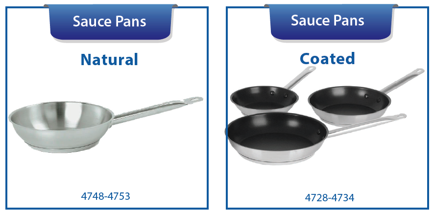 FRY PANS (INDUCTION-CAPABLE)