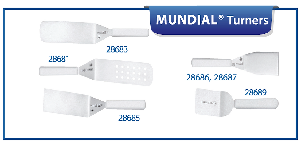 TURNERS BY MUNDIAL®