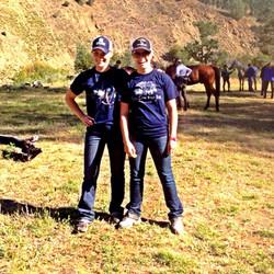 volunteers twinning