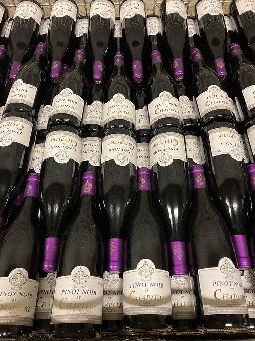 Pinot Noir 2018- 6 bouteilles