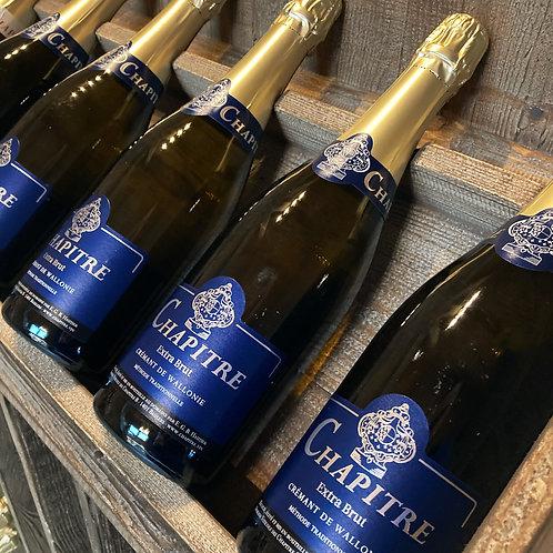 Extra Brut - Crémant de Wallonie 6 bouteilles