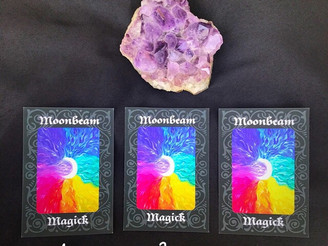 Magick message of the day!  :)
