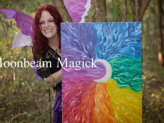 Moonbeam Magick Oracle Card Deck!