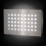 Rectangel Squared Wall Sconce