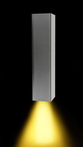 Cubed Tall Sconce Light