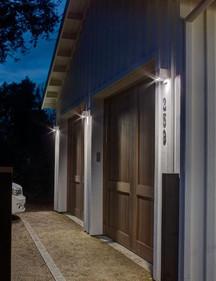Cubed Outdoor Garage