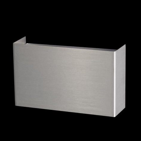 Stretch Cubed Wall Sconce
