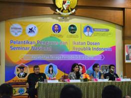 Seminar Nasional: Kapabilitas Tenaga Pendidik di Era Digital