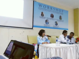 Workshop Penulisan Jurnal Ilmiah Berreputasi