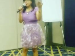 Workshop Public Speaking untuk Pengelola Perpustakaan