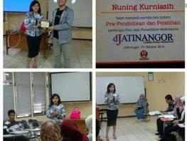 Pra Pendidikan dan Pelatihan Pers dan Penerbitan Mahasiswa Djatinangor