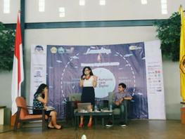 Padjadjaran Book Fair, Wisata Literasi: Literasi Informasi dan Literasi Visual