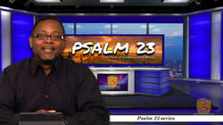 Psalm 23 Poster Re-do