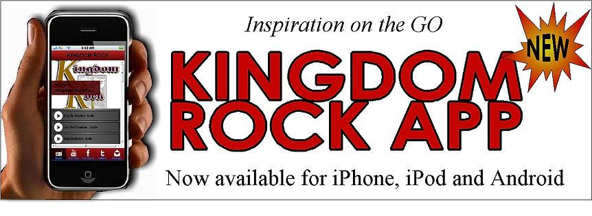 Get the Kingdom Rock App
