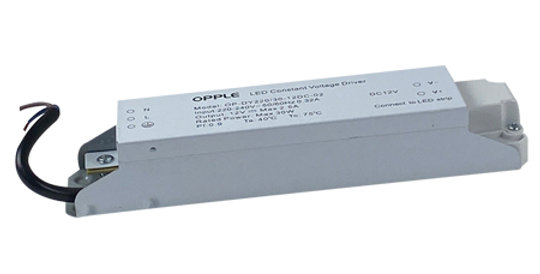 OPPLE BK-OPP-LED-Constage Voltage Drier