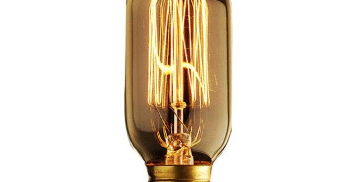 edison bulb T45 - CSC 40w