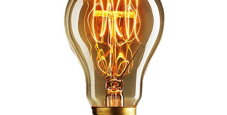 edison bulb A60-QL 40w
