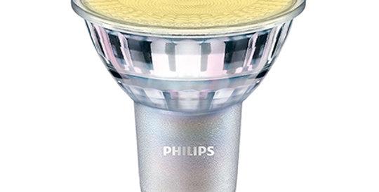 หลอดไฟฮาโลเจน LED ดิมได้ MR16 5W 220V ยี่ห้อ Philips รุ่น Master ขั้ว GU10