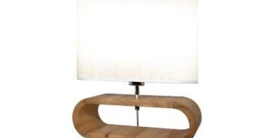 โคมไฟตั้งโต๊ะLTD-T-BUCO-BK