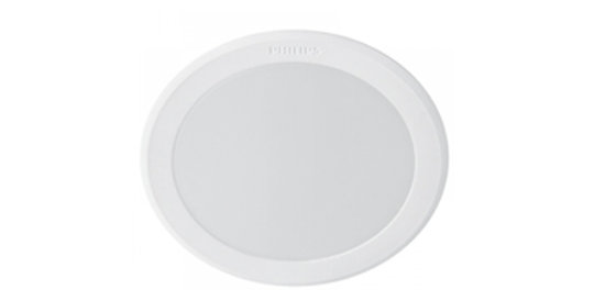Philips 59449 MESON 105 9W WH recessed LED 4 นิ้ว กลม