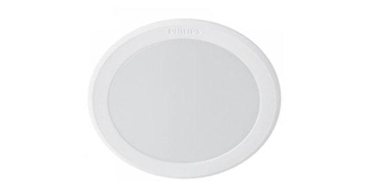 โคมไฟ LED Panel Philips 9w รุ่น Meson 594491054นิ้ว กลม ดาวน์ไลท์ฝังฝ้า