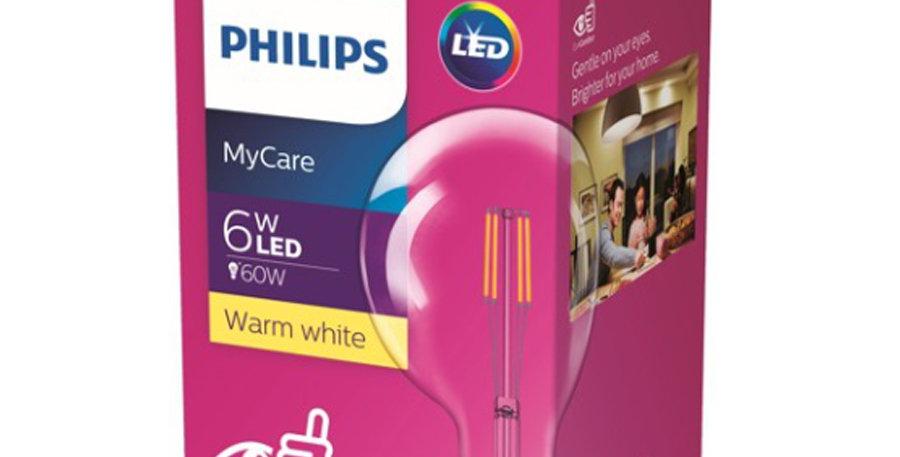 LED Philips Classic G120 830 6W ขั้วE27 Non Dim Gen 2