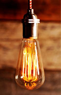 หลอดไฟไส้วินเทจ รุ่นเอดิสันที่งาม