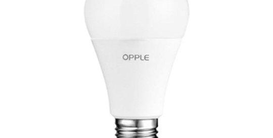 หลอดไฟ LED ยี่ห้อ Opple รุ่น Ecomax 12W A70ขั้ว E27 กล่องน้ำเงินออปเปิ้ล