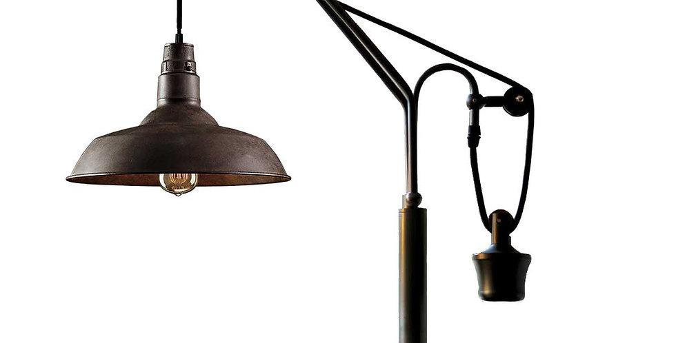 TL9-012 Wiild โคมไฟตั้งโต๊ะวินเทจ