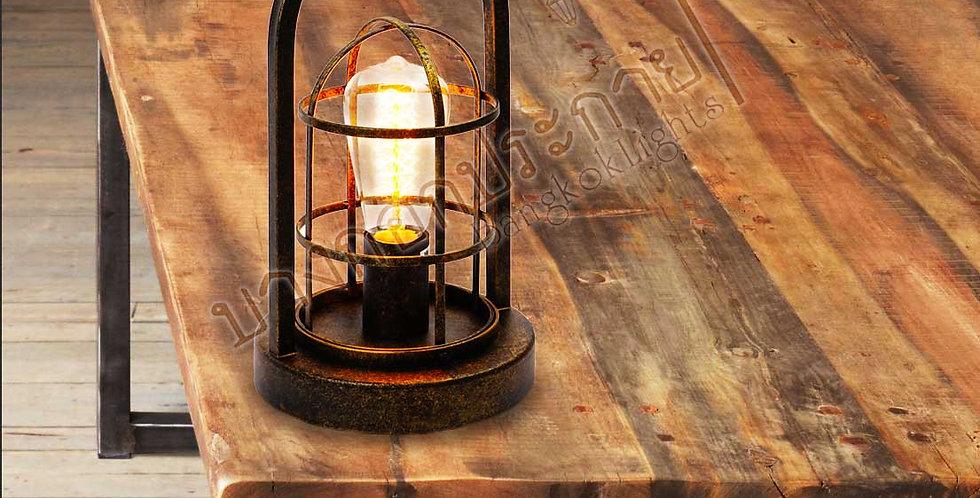 TL9-011 Omer โคมไฟตั้งโต๊ะวินเทจ