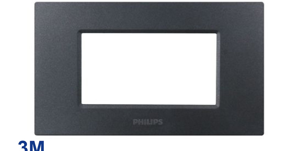 Philips หน้ากาก  ฝา 3 ช่อง