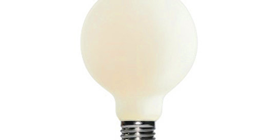 E27 LED vintage G95-OPAL-6W