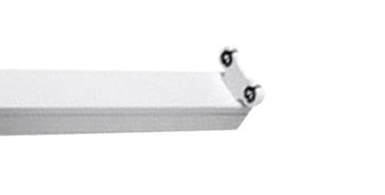 Philips ชุดรางแอลอีดี BN011C สำหรับหลอดนีออน LED สั้น ขนาด 60 ซม. 2หลอด