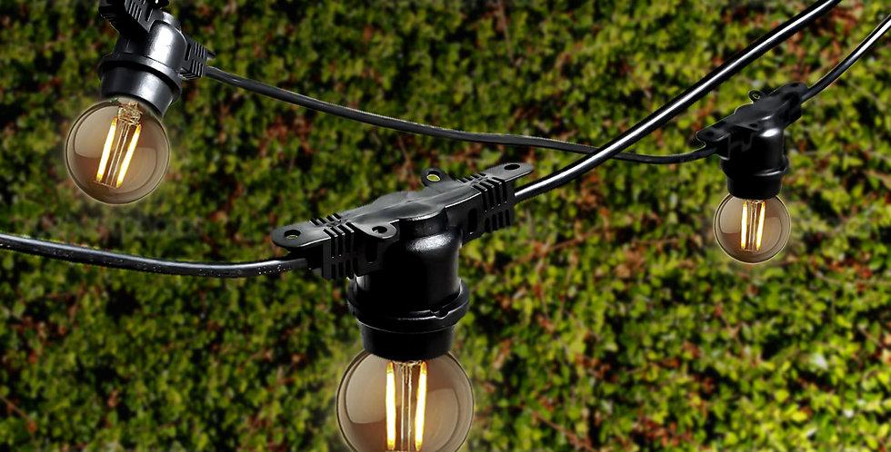 WCT-10-G45-LED2w 10m (หลอด G45-LED2w 20 ดวง)
