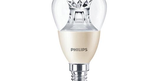 Philips Master LEDluster DT 4-25w PA45 CL
