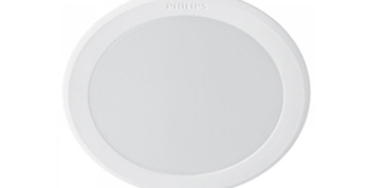 Philips 59466 MESON 150 17W WH recessed LED 6 นิ้ว กลม