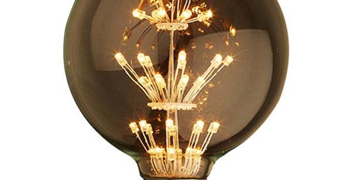 E27 LED vintage G125-LD1-3w