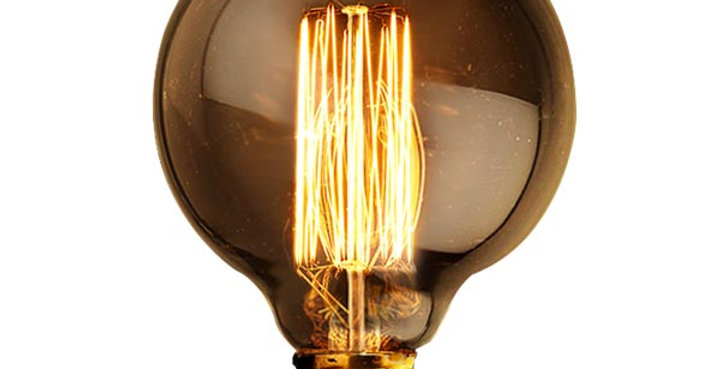 edison bulb G95 - CSC 40w