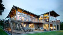 บ้านโครงสร้างเหล็ก และความลงตัวด้วยระบบก่อสร้างสำเร็จรูป